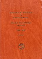 Picture of the cover of the catalogue: Roland Élie; 2003. Monnaies de nécessité et jetons-monnaie : France, colonies, Monaco : 1800-2000. Association des Collectionneurs de Jetons-monnaie, Neuilly-sur-Seine, France.