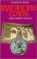 Picture of the cover of the catalogue: David R. Sear, Simon Bendall, Michael Dennis O'Hara; 2006. Byzantine coins and their values (2nd edition). Seaby, London, United Kingdom.