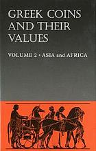 Picture of the cover of the catalogue: David R. Sear; 2012. Greek Coins and Their Values / Volume 2. Asia and North Africa. Seaby, London, United Kingdom.