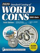 Picture of the cover of the catalogue: Tracy L. Schmidt (editor); 2019. Standard Catalog of World Coins / 2001-Date (14th edition). Krause Publications, Stevens Point, Wisconsin, USA.