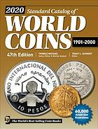 Picture of the cover of the catalogue: Tracy L. Schmidt (editor); 2019. Standard Catalog of World Coins / 1901-2000 (47th edition). Krause Publications, Stevens Point, Wisconsin, USA.