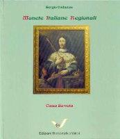 Picture of the cover of the catalogue: Sergio Cudazzo; 2005. Monete Italiane Regionali / Volume 5. Casa Savoia. Edizioni Numismatica Varesi, Pavia, Italy.