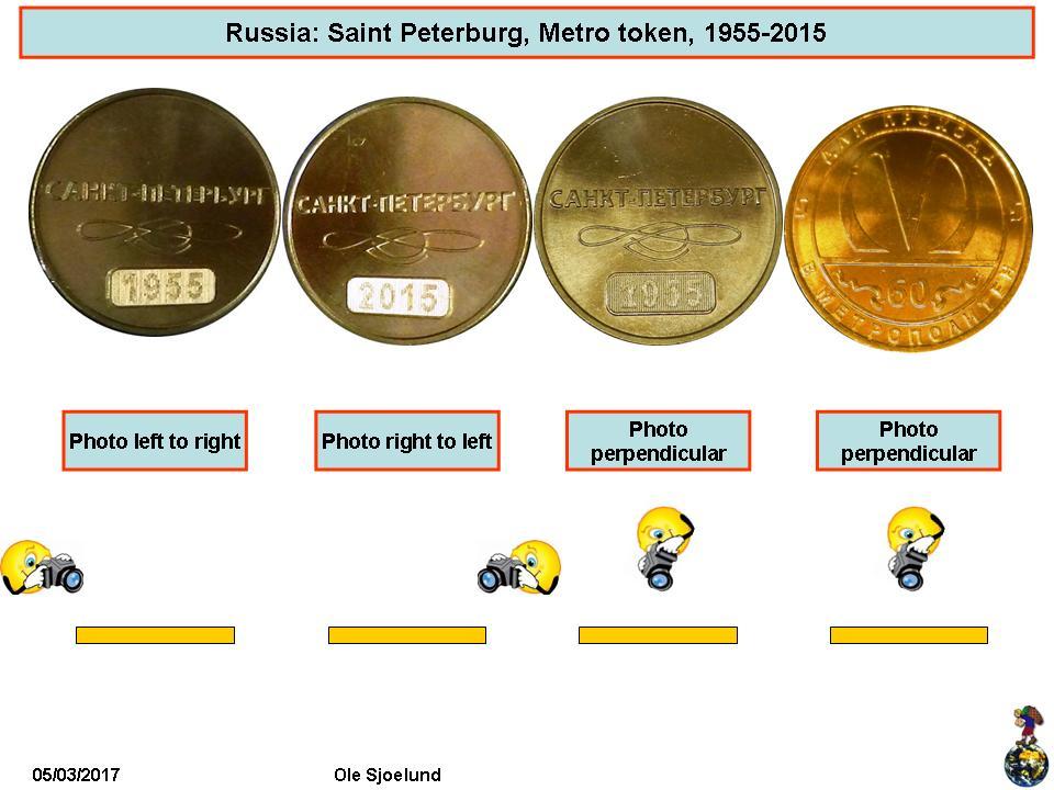 Saint Petersburg Russia Subway Map.Metro Token Saint Petersburg 60 Years Of The St Petersburg Metro