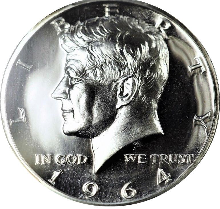1981 P Kennedy 50c AU//BU Half Dollar Roll Mint About UNC MS 50 Cent