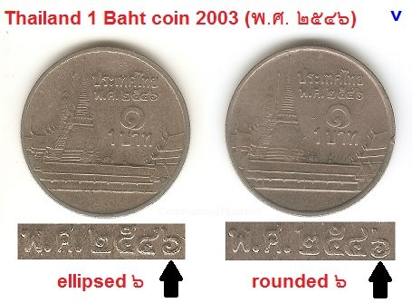 1 Baht Rama Ix Non Magnetic