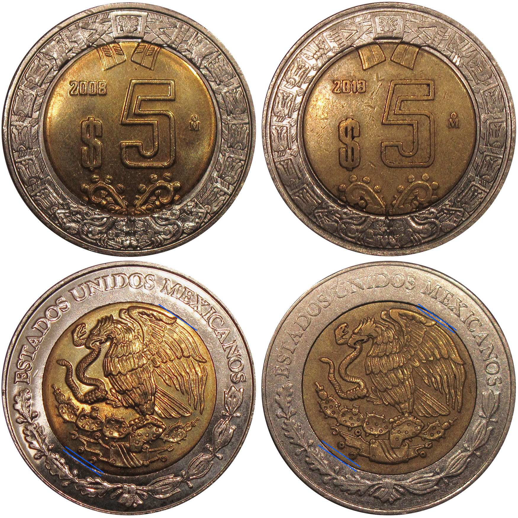 How Much Is A 5 Dollar Mexican Coin Worth Currency Exchange Rates