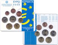 2002 ~ GREECE ~ 1 EURO ~ FIRST OFFICIAL ISSUE ~ Uncirculated