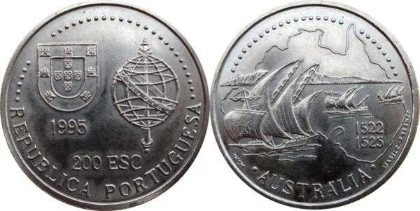 200 Escudos Australia Portugal Numista