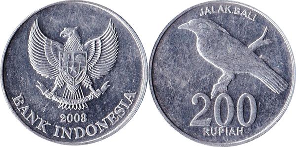 Rupiah Indonesia Numista
