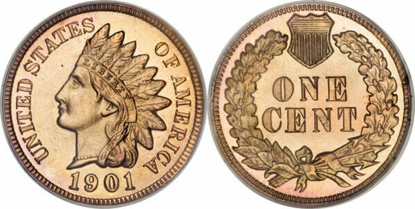 1881 1C Indian Head Cent Good  K8543 you pick