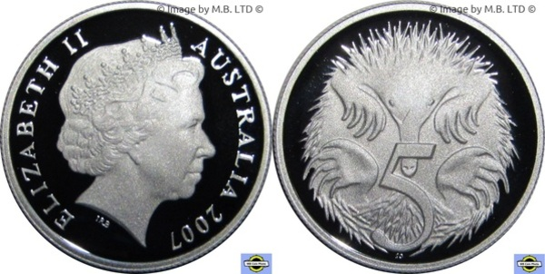 2018 Australia 4th Portrait $2 Coin PCGS MS67