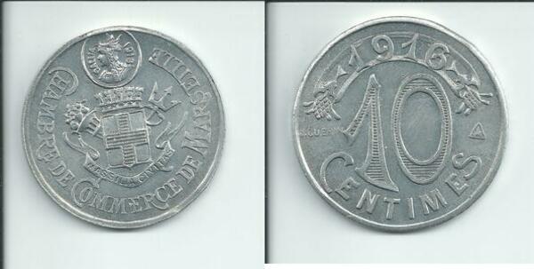 10 centimes chambre de commerce de marseille french for Chambre de commerce de marseille archives