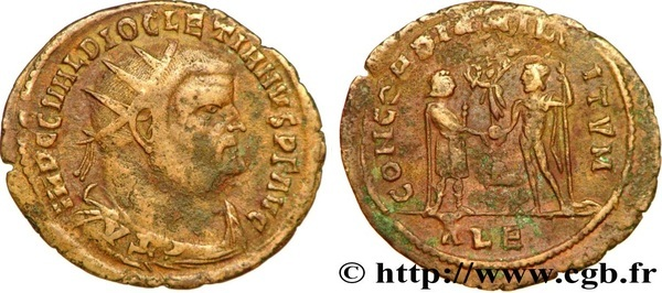 Second Constantine I Follis for $4 also   Coin Talk