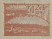 50 Heller (Öpping) -  obverse