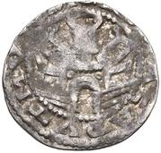 1 Denar - Friedrich II. – reverse