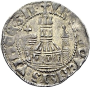 1 Großpfennig - Albrecht I. von Österreich – reverse