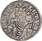 1 Großpfennig - Albrecht I. von Österreich – obverse