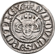 1 Sterling - Ludwig IV. der Bayer – obverse