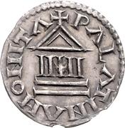 1 Denar - Lothar I – obverse