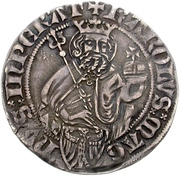 1 Groschen - Wilhelm II. (Jungheitgroschen) – obverse