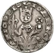 1 Pfennig - Frederick I. Barbarossa – obverse