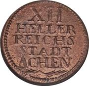 12 Heller – reverse