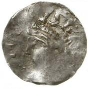 1 Denar -  Heinrich II – obverse