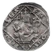 1 Denar -  Friedrich II – obverse