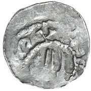 1 Denar -  Heinrich III – reverse