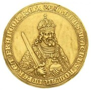 5 Ducats - Charlemagne (Judenmedaille) – obverse