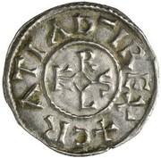 1 Denar - Karl der Kahle – obverse