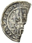 1 Denar - Philipp von Schwaben – reverse