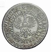 16 Mark (Ratszeichen) – reverse