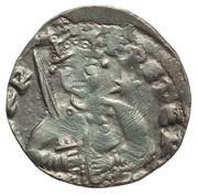 1 Denar - Friedrich I. Barbarossa – obverse