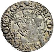 1 Großpfennig - Heinrich VII. von Luxemburg – obverse