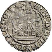 1 Großpfennig - Heinrich VII. von Luxemburg – reverse