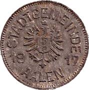 10 Pfennig - Aalen – obverse