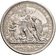 Medal - Peace of Baden (Mars) – obverse