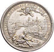 Medal - Peace of Baden (Mars) – reverse