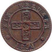 2½ Rappen -  reverse