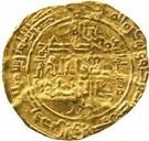 Dinar - al-Muqtafi  – reverse