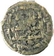 Fals - Anonymous - 750-1258 AD (Sijistan) -  obverse