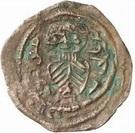 Pashiz / Fals - Shurayk (Arab-Sasanian) – obverse