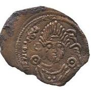 Pashiz / Fals - Daray (Arab-Sasanian) – obverse