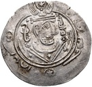 ½ Drachm - Anonymous - 'AFZWT' type (Abbasid Governors of Tabaristan - Arab-Sasanian) – obverse