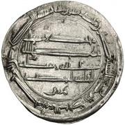 Dirham - al-Mahdi - 775-785 AD -  reverse