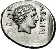 Stater - Pausanias – reverse