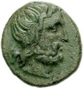 Bronze Æ19 - Faul- – obverse