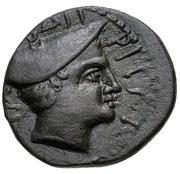Dichalkon - Dionysas – obverse
