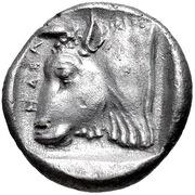 Diobol - Kleantides – reverse